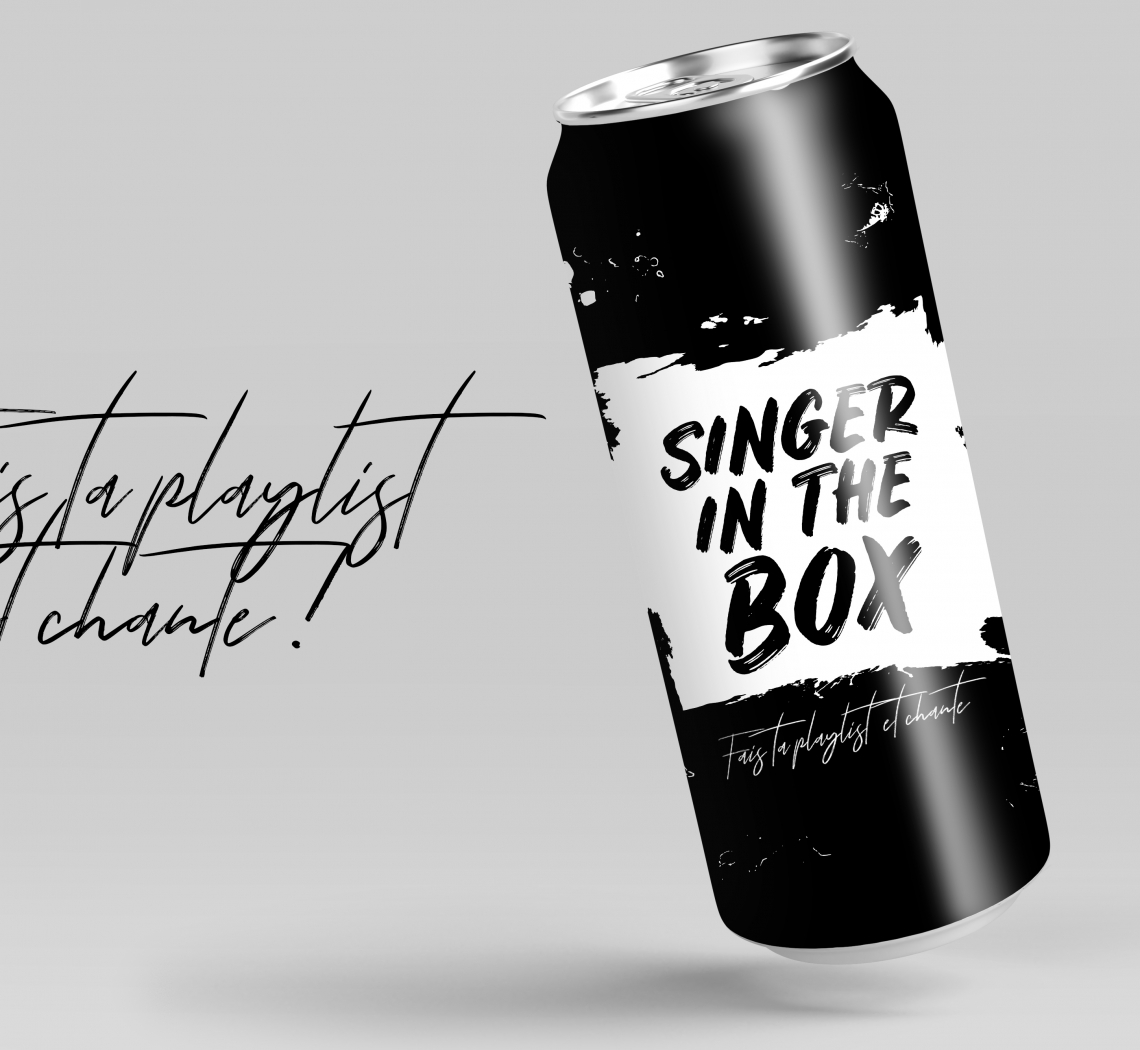 SINGER IN THE BOX – Animation