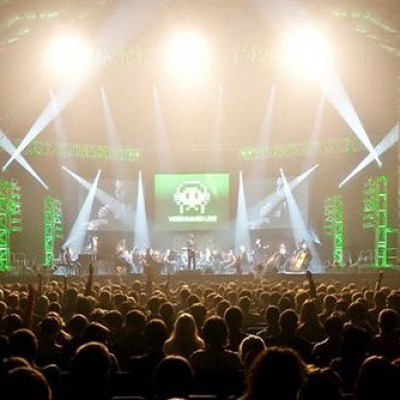 Video Games Live - France - Production exécutive