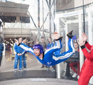 IFLY – Package VIP